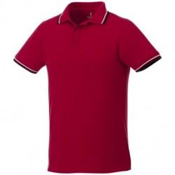 Męska koszulka polo z lamówką, FAIRFIELD