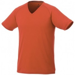 Amery short sleeve men's cool fit v-neck shirt
