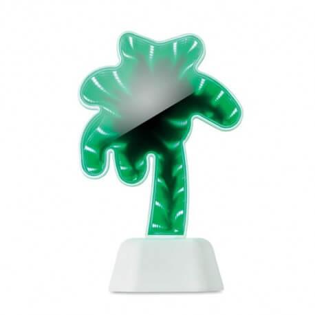 Lusterko LED w kształcie palmy, PALMERA