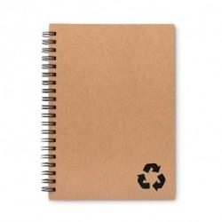 Notatnik ekologiczny ze spiralą, STONEBOOK