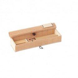 Ekologiczny bambusowy zestaw piśmienniczy, CORTINA ETUI