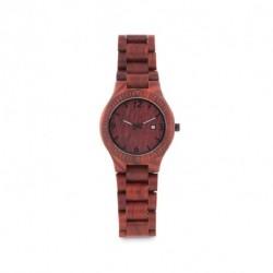 Ekologiczny zegarek drewniany na rękę, SAN GALLEN