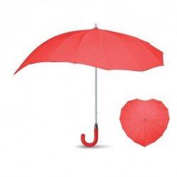 Parasol w kształcie serca, BODA RED