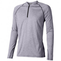 Quadra long sleeve cool fit men's t-shirt