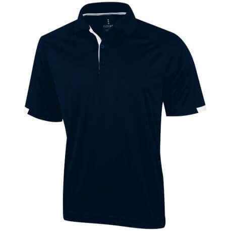 Męska sportowa koszulka polo, KISO COOL FIT