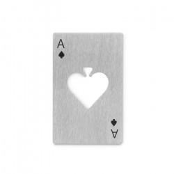 Otwieracz w kształcie karty do gry, AS
