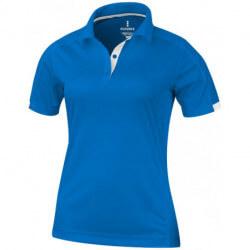 Damska sportowa koszulka polo, KISO COOL FIT