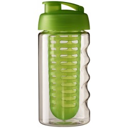 H2O Bop® 500 ml flip lid sport bottle & infuser