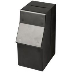 Capital ATM-shaped plastic money box