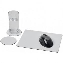 Zestaw podkładek pod mysz i kubki, BRITE-MAT® COMBO 2