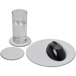 Brite-Mat® mouse mat and coaster set combo 5