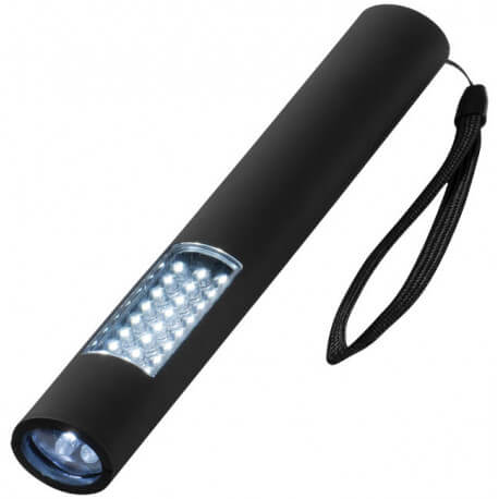 Lutz magnetic 28-LED torch light