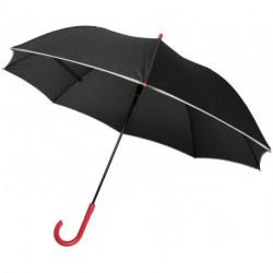 """Wiatroodporny parasol automatyczny z odblaskową lamówką 23"""", FELICE"""