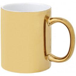 Błyszczący kubek ceramiczny, GLEAM
