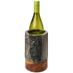 Cooler do wina z marmuru i drewna, HARLOW