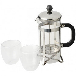 Zestaw french press, COOPER