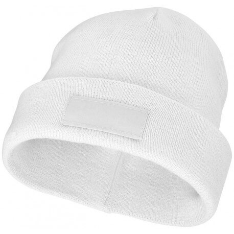 Boreas beanie with patch