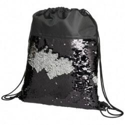 Mermaid sequin drawstring backpack