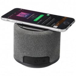 Fiber wireless charging Bluetooth® speaker