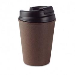 Ekologiczny kubek z łusek kawowych 300 ml, BRAZIL