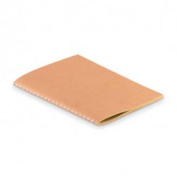 Notatnik A6 z recyklingu, MINI PAPER BOOK