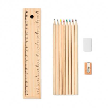 Zestaw kredek i ołówków, TODO SET