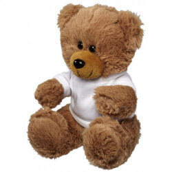 Igor large plush sitting teddy bear with shirt