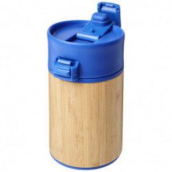 Izolowany próżniowy kubek bambusowy odporny na przeciekanie 200 ml, ARCA