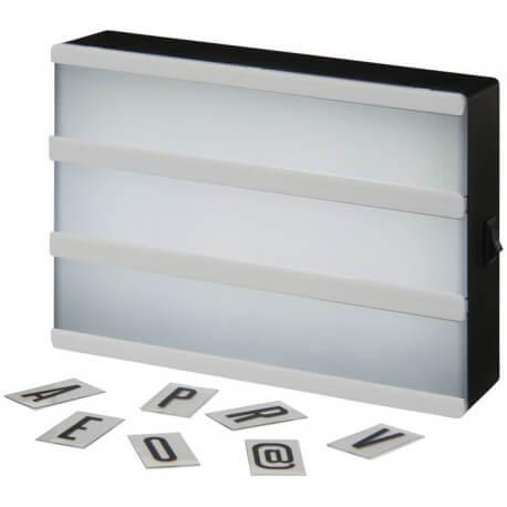 Cinema decorative light box