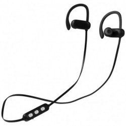 Słuchawki douszne Bluetooth® z podświetlanym logo, BRILLIANT