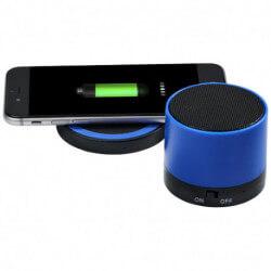 Głośnik Bluetooth® z podkładką do ładowania bezprzewodowego, COSMIC