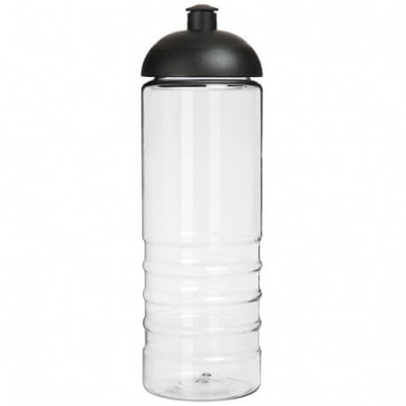 Bidon 750 ml z wypukłym wieczkiem, H2O TREBLE