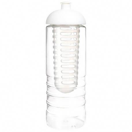 Butelka 750 ml z wypukłym wieczkiem i zaparzaczem, H2O TREBLE