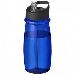 Bidon 600 ml z wieczkiem z dzióbkiem, H2O PULSE