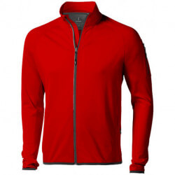 Mani power fleece full zip jacket