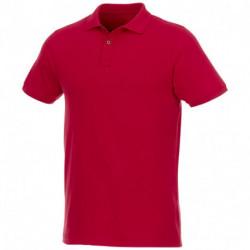 Beryl short sleeve men's GOTS organic GRS recycled polo