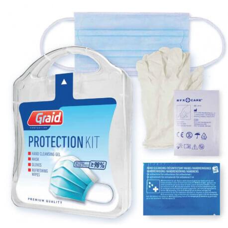 Zestaw MyKit z żelem myjącym do rąk