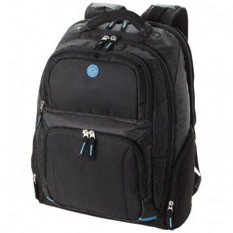 """Plecak na laptopa 15,4"""" ułatwiający kontrolę bezpieczeństwa, TY"""