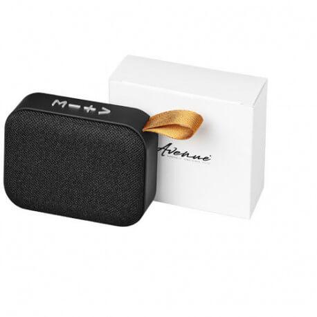 Materiałowy głośnik Bluetooth®, FASHION