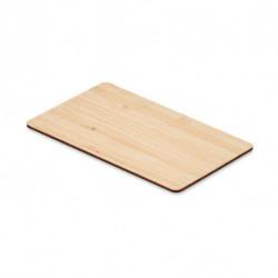 Karta RFID wykonana z bambusa, CUSTOS +