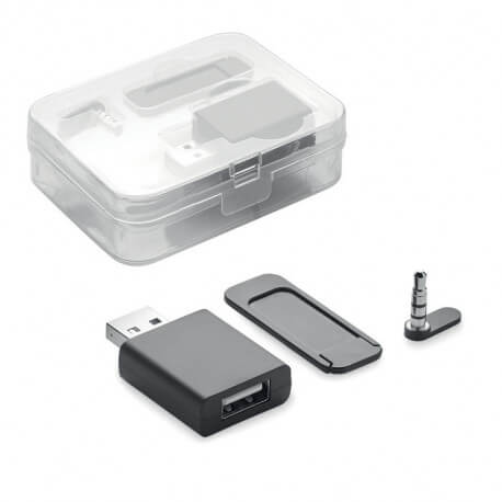 Zestaw - blocker kamery/danych/dźwięku, BLOCKER SET