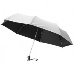 "21.5"" Alex 3-section auto open and close umbrella"