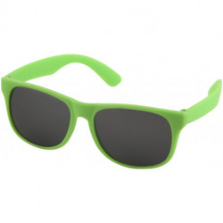 Retro single coloured sunglasses