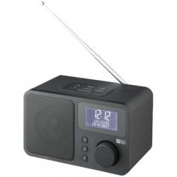 DAB deluxe radio with FM tuner