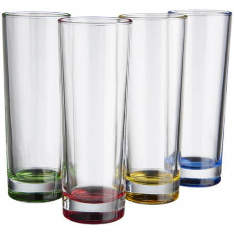 Zestaw 4 szklanek, ROCCO
