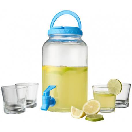 Zestaw do serwowania drinków 5-elementowy