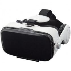 Okulary wirtualnej rzeczywistości ze słuchawkami
