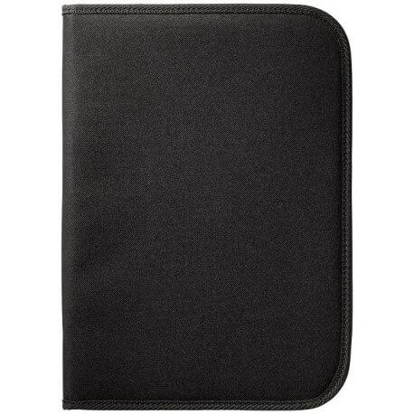 Berkely A4 zippered portfolio