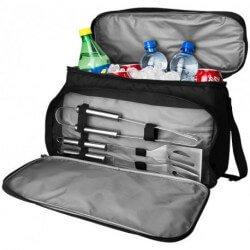 3-częściowy zestaw BBQ z torbą termoizolacyjną, DOX