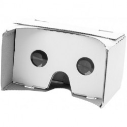 Veracity cardboard virtual reality glasses